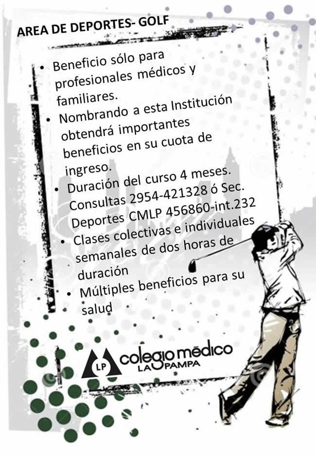 Beneficios GOLF